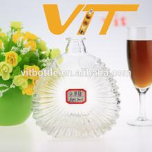 Superior White 500ml mojito glass bottle