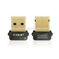 EDUP EP-N8508GS Mini 150Mbps Wifi USB Adapter Wireless 802.11N USB Network NANO Card Adapter For Raspberry Pi 512M FZ1087