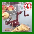 Quick Triple Feature Heavy Duty Apple Peeler, Slicer & Corer / Peel, Slice and Core Simultaneously