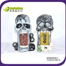 Polyresin rip ornament quan yuan sheng halloween craft supplies