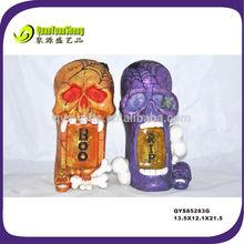 Quan yuan sheng resin halloween craft rip item