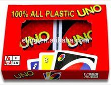 Plastic Poker Card electric mahjong table
