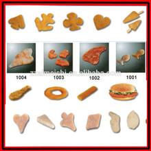 Best quality pumkin pie maker KFC BEEF meat patty former 0086 18703642259