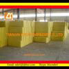 chinese stock 2 sides foil aluminum fiber glass wool rolls