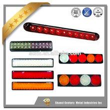 Professional trailer parts manufacturer led trailer lamp bar