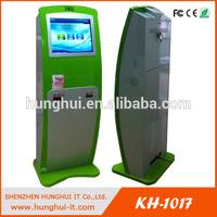 Self Service Wireless Prepaid Phone Card Vending Machine