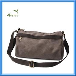Vintage messenger bag women sling bag canvas messenger bag