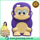 High Quality Mobile Phone 3D Silicone Case Cover For iPhone 6 4.7&5.5 Inch