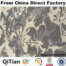 high quality 70D*160D nylon taslon/taslan printed fabrics for outdoor garment
