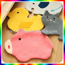 bathroom accessories colour changing bath mat