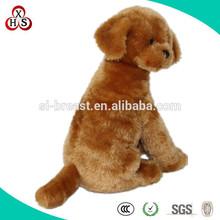 OEM Lovely Cheap Plush Dog Brown