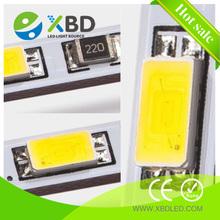 12Volts 5mm width 60 leds/M led Epistar chip rigid 5630 SMD LED strip with datasheet wholesale