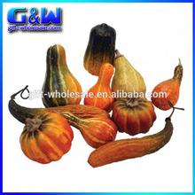 Cheap Wholesale Shapes Artificial Foam Pumpkins for Decorative