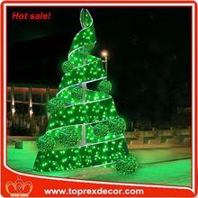 Austrilia standard wall mounted christmas trees