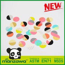 Manzawa sticker dots