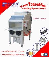 toner cleaning workstation for toner cartridge and toner bottle WQ-TX500