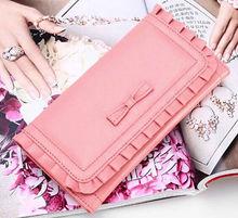 ladies fashion genuine leather handbag, women purse and handbags