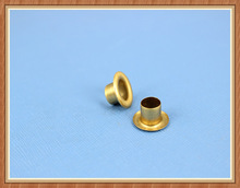 Garment Fashion Brass Eyelet,Free Sample Metal Eyelet,ROHS Metal Eyelet