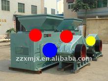 Hydraulic press Gypsum, carbon, charcoal powder, Dried Sewage Sludge, Steelwork dust briquetting machine