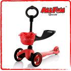 2014 new design sidecar kick scooter