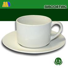 6oz Blank Coated Mug/ Sublimation Bone China Photo coffee Mug