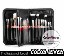Wholesale!Xmas private lable high end professional 29pcs makeup brushes organic makeup