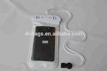 Waterproof Pouch Dry Bag Protector Skin Underwater Case with earphone jack