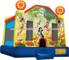jumper house fairy,inflatable Fairies Jump Bounce House