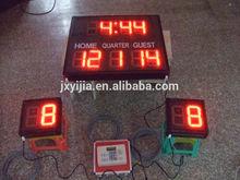 Hot sale basketball electronic scoreboard