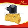 pequeña fuente de agua 220v solenoide de la válvula