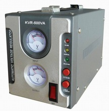 KVR-500VA static voltage stabilizer excellent quality residential circuit breaker