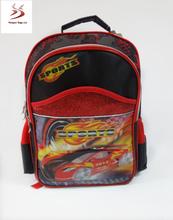 new cool red fashion school bag