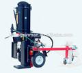 32t, 42t, 45t diesel hidráulica madeira rachando máquina com lâmpada de trabalho pesado