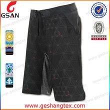 Performance tight custom mma shorts