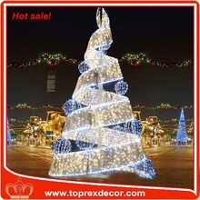 Zhongshan Factory giant christmas inflatable tree
