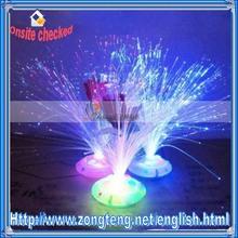Color Changing Fiber Optic Flower Light Lamp for Sale