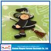 2014 Top sale cheapest handmade ceramic fridge magnets