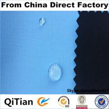 100% nylon 196t nylon taslon fabrics for clothes