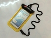 New design waterproof case for apple iphone 5s 64gb orange with armband and headphone jack