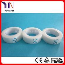 Medical adhesive tapes plastic transparent manufacturer CE FDA Certificated