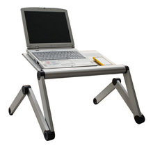 Aluminium Steering Wheel Laptop Table