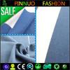 blue white stripe stretch 100% cotton yarn dyed shirting fabric