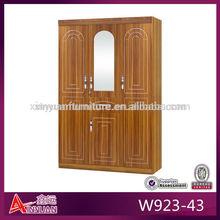 W923-43 space saver wardrobe stackable storage wardrobe