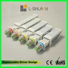 Patented Replaceable Driver Design G24 E27 11w WW NW CW 110v 220v SMD LED Strip Lighting