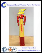 Robot Shape plastic pen