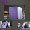 Ultra thin 360 rotating voltage leather tablet slim case for samsung galaxy tab pro 10.1 t520