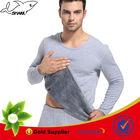 Man fashion winter fleece thermal underwear cotton wool velvet thermo long john