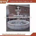 natürliche antik steinbrunnen für gartendekoration