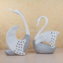 YIWU artificial White swan