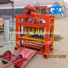 QT4-40 Small price concrete block machine